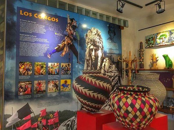 Les Congos : la culture des descendants d'esclave