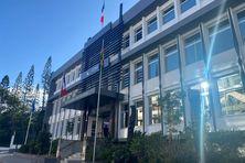 Le Congrès de Nouvelle-Calédonie, le mercredi 28 juillet 2021.