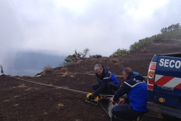 recherches disparu volcan