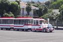 Le petit train pour visiter Papeete bientôt mis en circulation