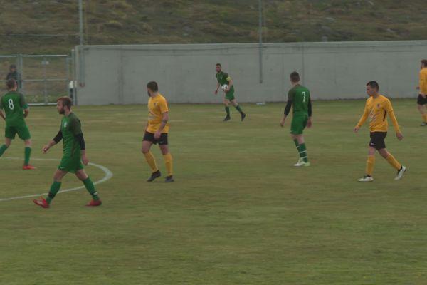 Football : L'ASSP signe sa deuxième victoire face à l'ASIA dans la coupe Agricole Eco