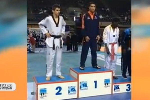 Temehau Doom champion de France junior de taekwondo