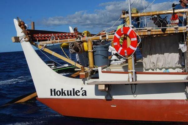 hokule'a le retour…
