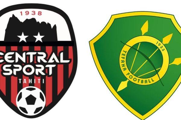 Tefana et Central Sport