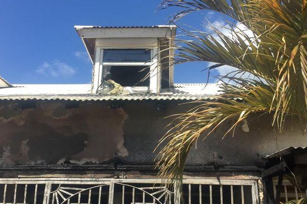 Maison incendiée Saint-François 31-10-2018 (3)