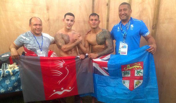 Samoa 2019, Ramses Thimoumi