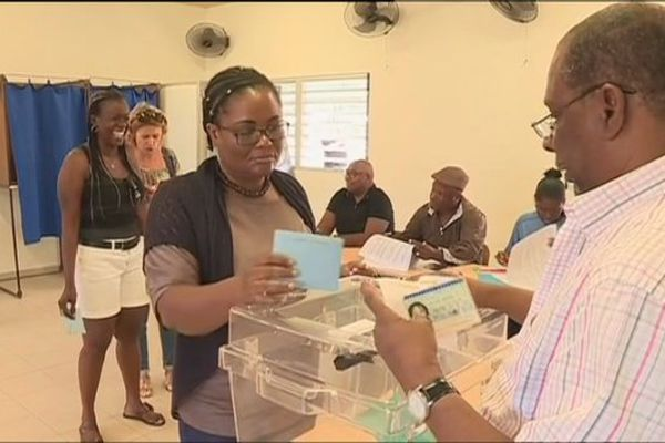Territoriales Ambiance de vote