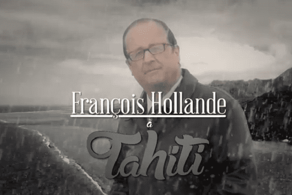 Hollande Petit journal