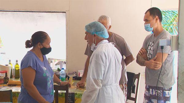 Tahaa : privilégier les soins à domicile plutôt qu'à l'hôpital de Raiatea
