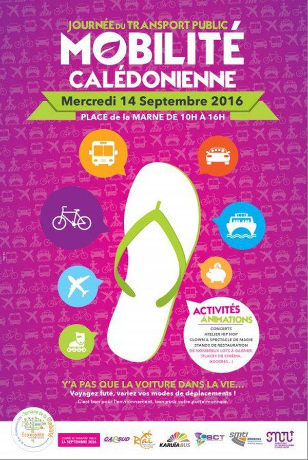Journée du Transport Public mercredi 14 septembre : la fête de la mobilité