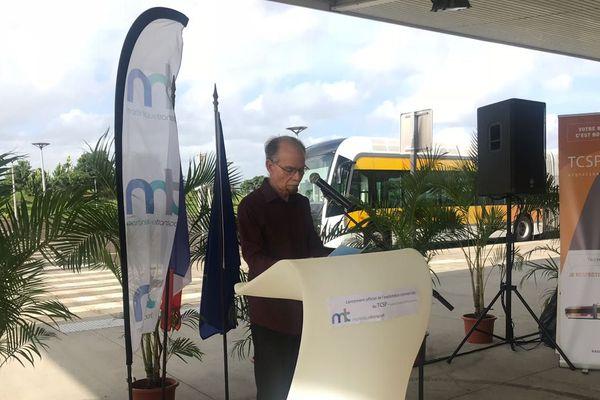 discours lancement TCSP
