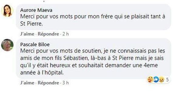 Hommage à Sébastien Legrain : la famille réagit