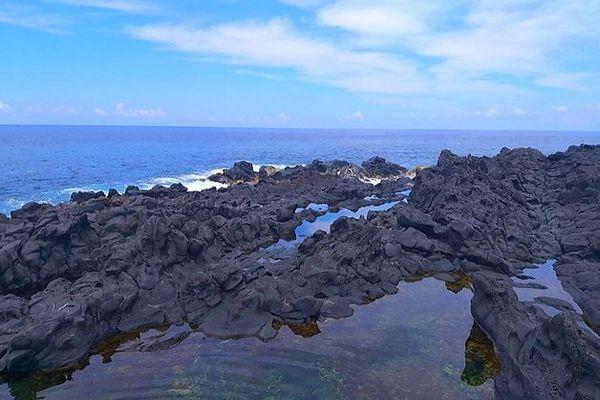 Océan Indien Ile de La Réunion 3 dec 2019