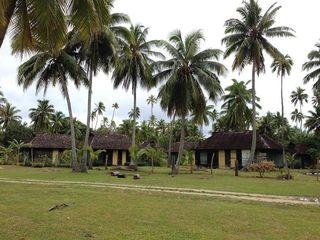 bungalows de l'ex club med
