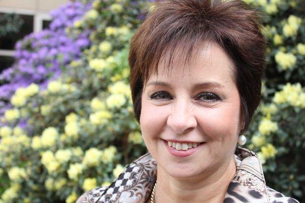 La maire de Hobart, Sue Hickey
