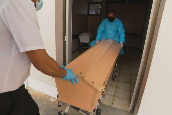 Le centre funéraire municipal de Nouméa sous tension