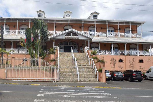 mairie de bourail
