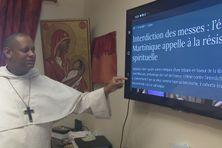 L'évêque de Martinique appelle à la résistance spirituelle.