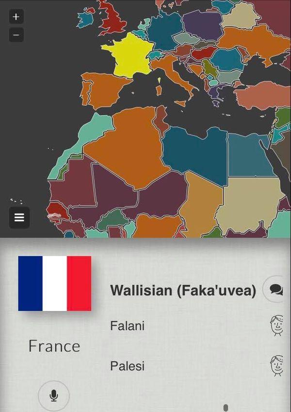 découvrir le wallisien sur localingual