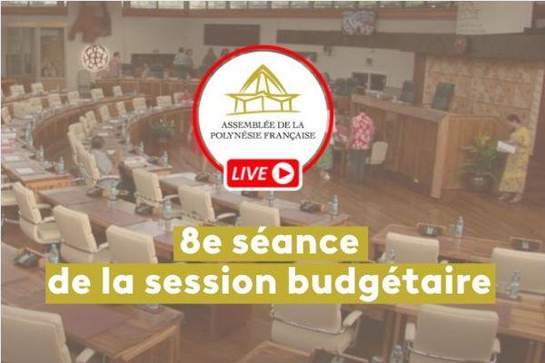 Session budgétaire de l'Assemblée en direct