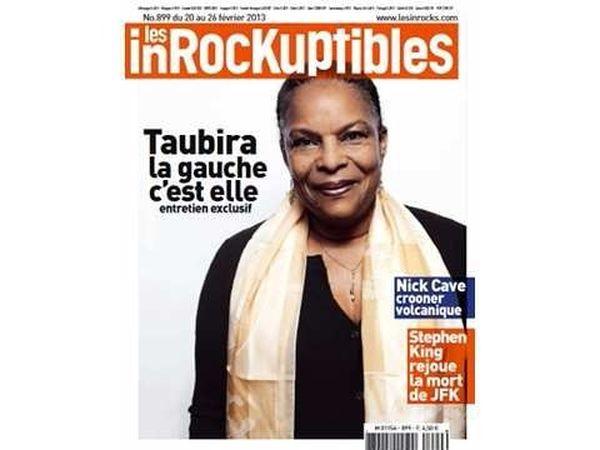 Inrock Taubira