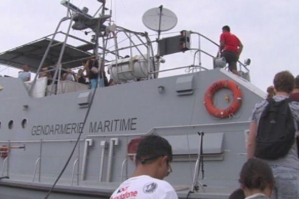 Beaucoup de monde pour les 80 ans de la base navale
