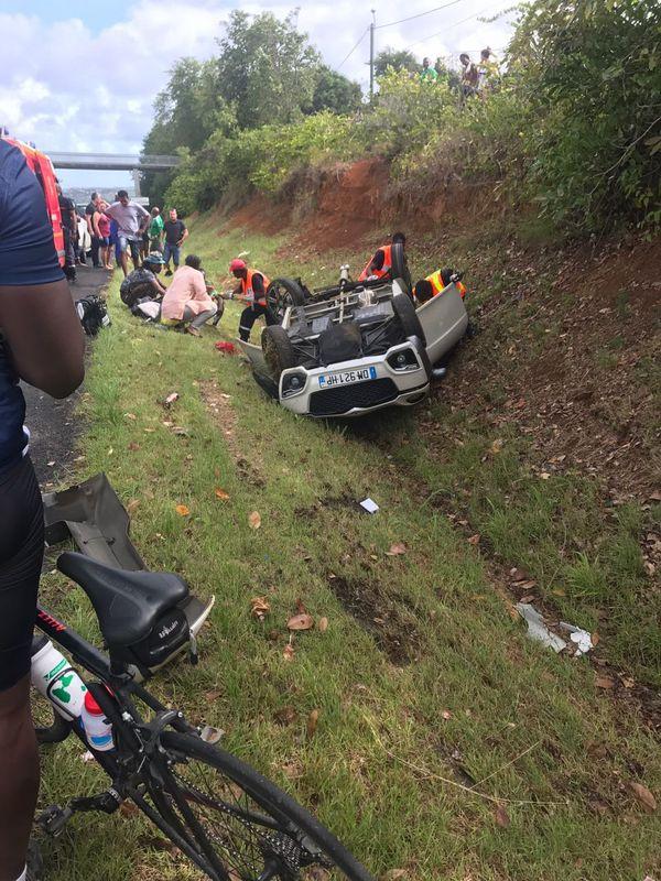 Accident Petit-Bourg