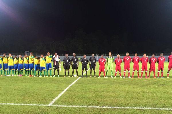 Les Yana Dòkò et Cuba le 29 mars au stade Edmard Lama