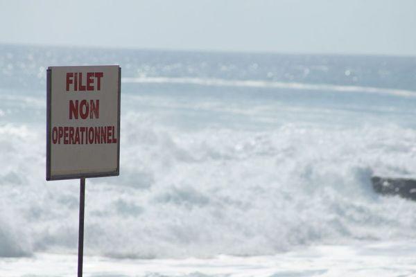 saint-Paul interdiction baignade plage  050121