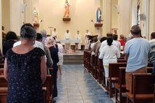 1ere messe mondiale a l'attention des personnes âgées voulu par le Pape François
