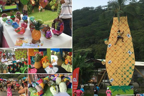 Festival ananas
