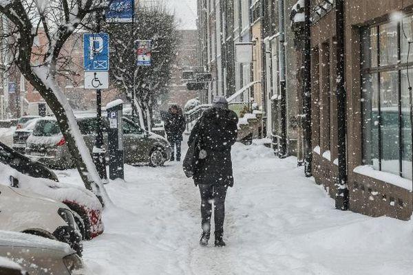 Grand froid en Europe