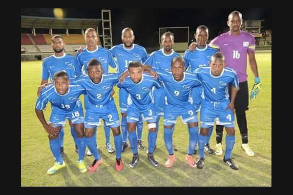 Équipe de Martinique de football