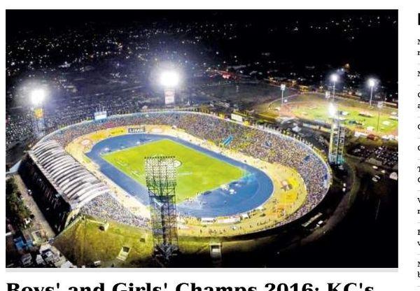 Jamaïque stade national