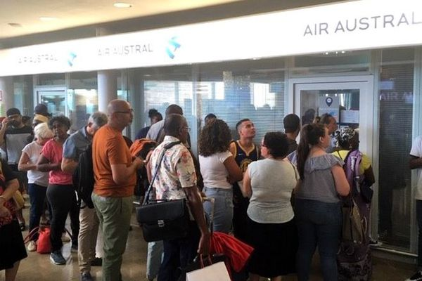 Air austral passagers galere 211219