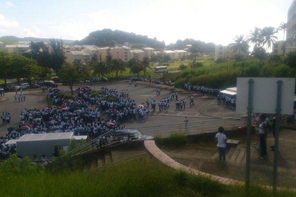 Élèves lycée