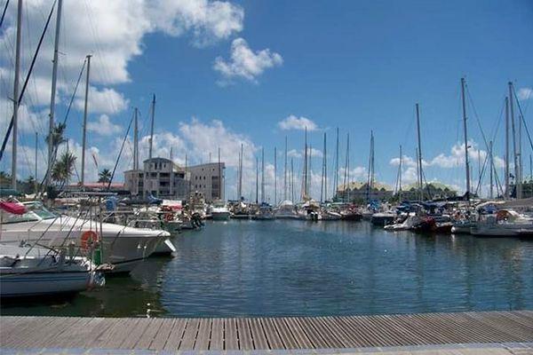 Marina de Saint-François