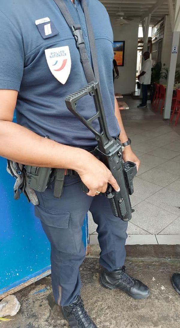 contrôles sanitaires et réglementaires dans deux restaurants - police nationale
