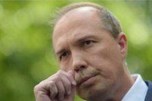 Peter Dutton, ministre de l'immigration