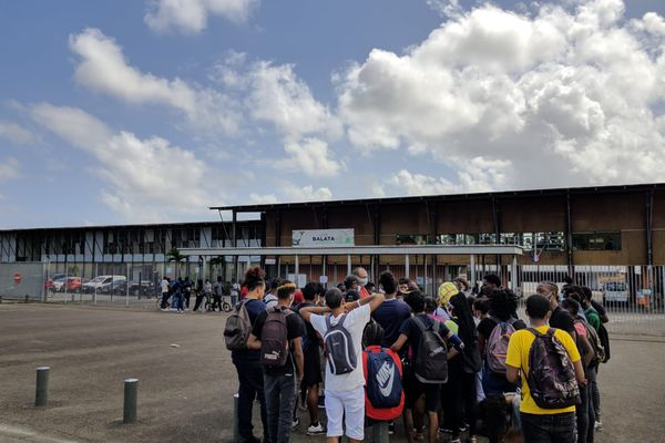 Mouvement lycéens Balata
