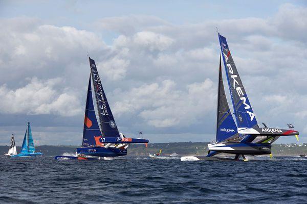 Pro Sailing Team : le duel guadeloupéen Vauchel-Camus/Piperol