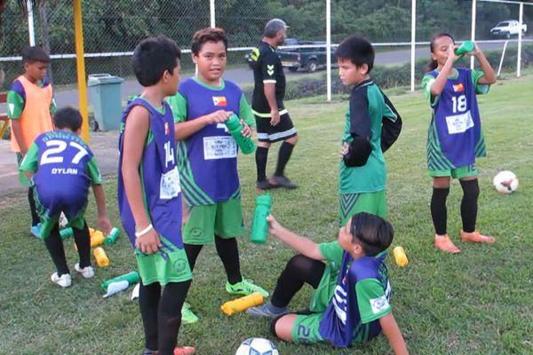 football Marquises / Nuku HIva