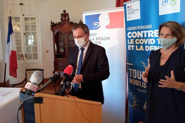 Jacques Billant, préfet de La Réunion (2021)