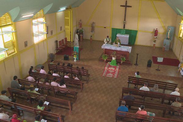 Abus sexuels : un message de l'église de Guyane lu aux fidèles