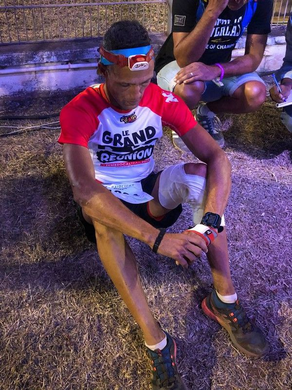 Grand Raid 2019 Dalon lé O remporte le Zembrocal Trail 181019