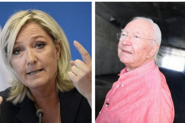 Flosse n/ Le Pen