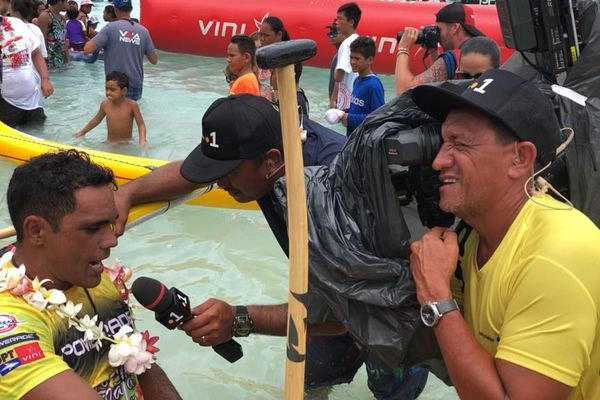 Polynésie 1ère en action