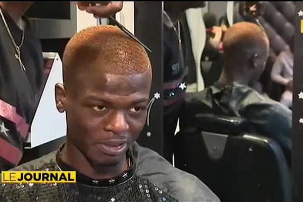 Barber G, coiffeur pour star du football