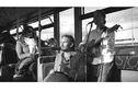 Vaiteani chante dans le bus à Colmar