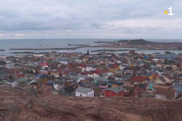 A Saint-Pierre et Miquelon, l'hiver se fait attendre
